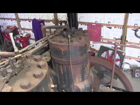 Fairbanks Morse Model 32 Diesel