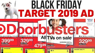 Target Black Friday Ad 2019 Is Here! Hot Tv, Gaming, Clothing Deals & More!