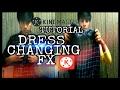 TUTORIAL DRESS CHANGING FX|KINEMASTER | ZACH KING MAGIC TRICKS