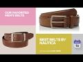 Best Belts By Nautica Our Favorites Men's Belts