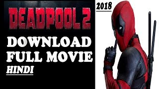 deadpool 2 official trailer in hindi download