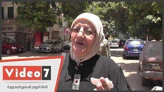"""المواطنة عواطف حلمى  فى """" دعوة من قلب """":""""ربنا يجعلها سنة مباركة"""""""