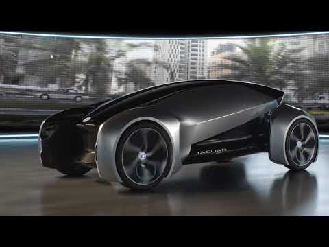 Jaguar Future Type Electric Concept