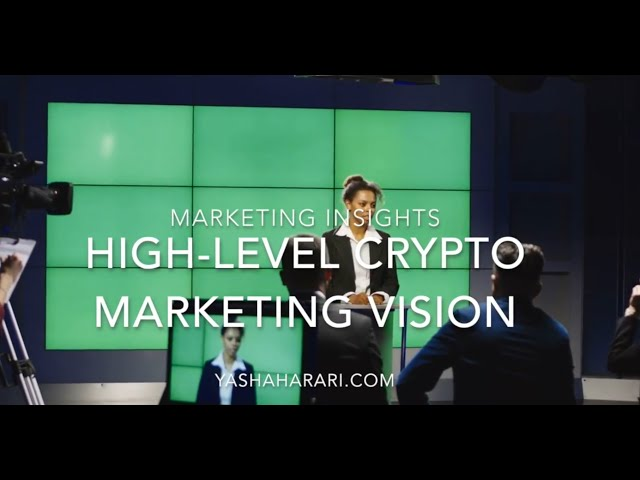 High-Level Crypto Marketing Insights and Concepts