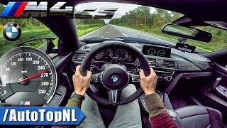 Bmw M4 Cs Autobahn Pov By Autotopnl