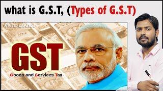 What is G.S.T  | G.S.T क्या है  | Types of GST | GST Return | GSTIN | Khan GS Research Centre
