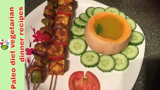 Paleo diet vegetarian dinner recipe seivathu eppadi,how to make paleo diet vegetarian dinner explained in tamil INGREDIENTS RECIPE OF PUMPKIN SOUP ...