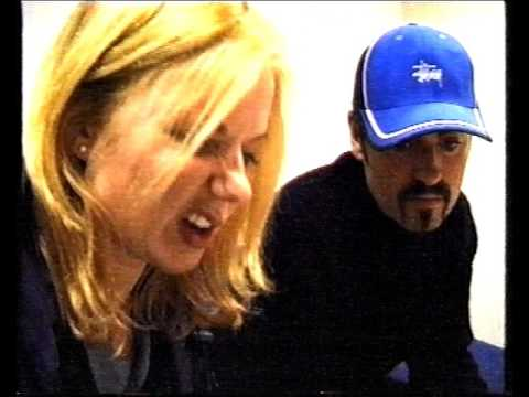 Thumbnail: George Michael with Geri Haliwell 1998