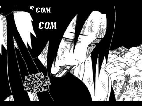 Naruto Ch Review - Death of a Genius.