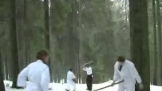 Айкидо Киев  Практика в горах 2008 год(, 2012-07-23T22:27:09.000Z)