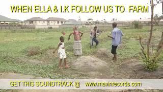 MUNGO PARK FARM DANCE (Mark Angel Comedy) (Mavin Record)