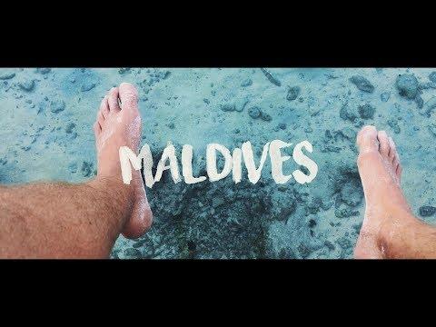 MALDIVES TRAVEL VIDEO Shot in HD | Tropical Island Paradise