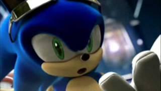Sonic-Im Blue