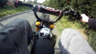 Dirt Bike 125 RSR (GoPro) Full HD