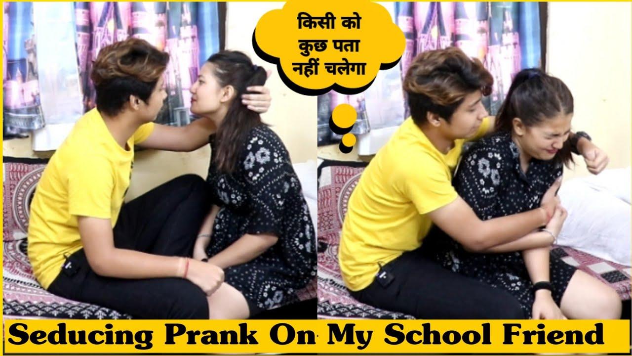 Revenge Prank On My School Friend Sakshi | Mohit Saini