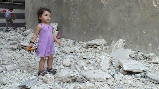 أطفال سوريا يلفتون نظر العالم لمأساتهم بالبوكيمون