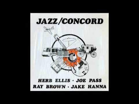 Herb Ellis & Ray Brown -  Jazz At The Concord ( Full Album )