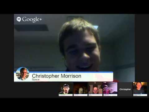 TWIS Minion / Science Island Hangout April 17, 2014