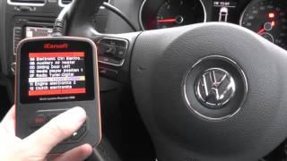 VW Audi Seat Skoda Parking Sensor Fault Diagnose Kit Park Assist Problem Faut