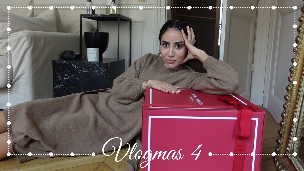 First Time Working on a Shoot In Paris   Vlogmas Day 4