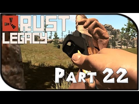 Rust Legacy Gameplay Part 22 - HACKER DOWN
