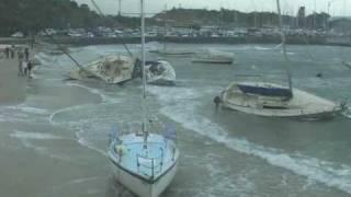 Mornington Storm 2008