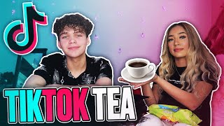 TikTok Tea Josh Richard Exposes Himself On Live !! Marc And Paradise Drama !!