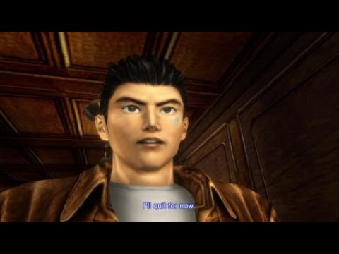 Shenmue II_Darts games |
