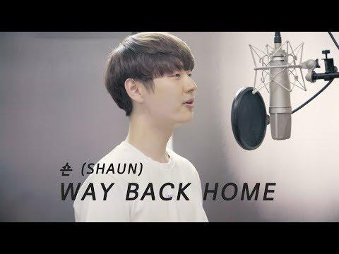 숀 (SHAUN) – Way Back Home (Cover By Dragon Stone)