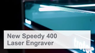 New Speedy 400 Laser Engraver   Trotec Laser