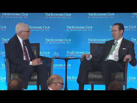 Randall Stephenson, Chairman and Chief Executive Officer, AT&T Inc.