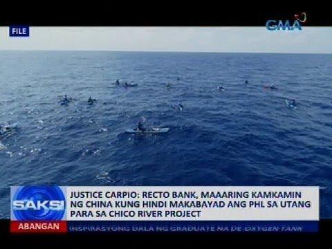 Saksi: Recto Bank, maaaring kamkamin ng China nang hindi gumagamit ng dahas?