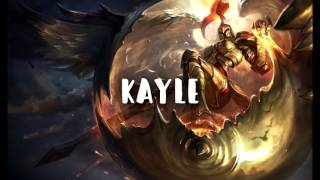 League Of Legends - All Champion Select Quotes