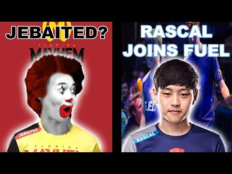 DALLAS FUEL ACQUIRE RASCAL FROM LONDON SPITFIRE! | IS DAFRAN JEBAITING US?