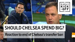 Should Chelsea splash the cash? | #EarlyKickOff