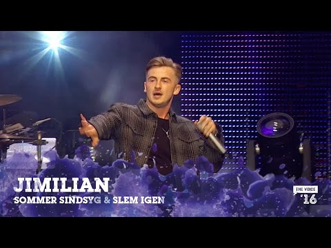 Jimilian 'Sommer Sindsyg' & 'Slem Igen' live fra The Voice '16