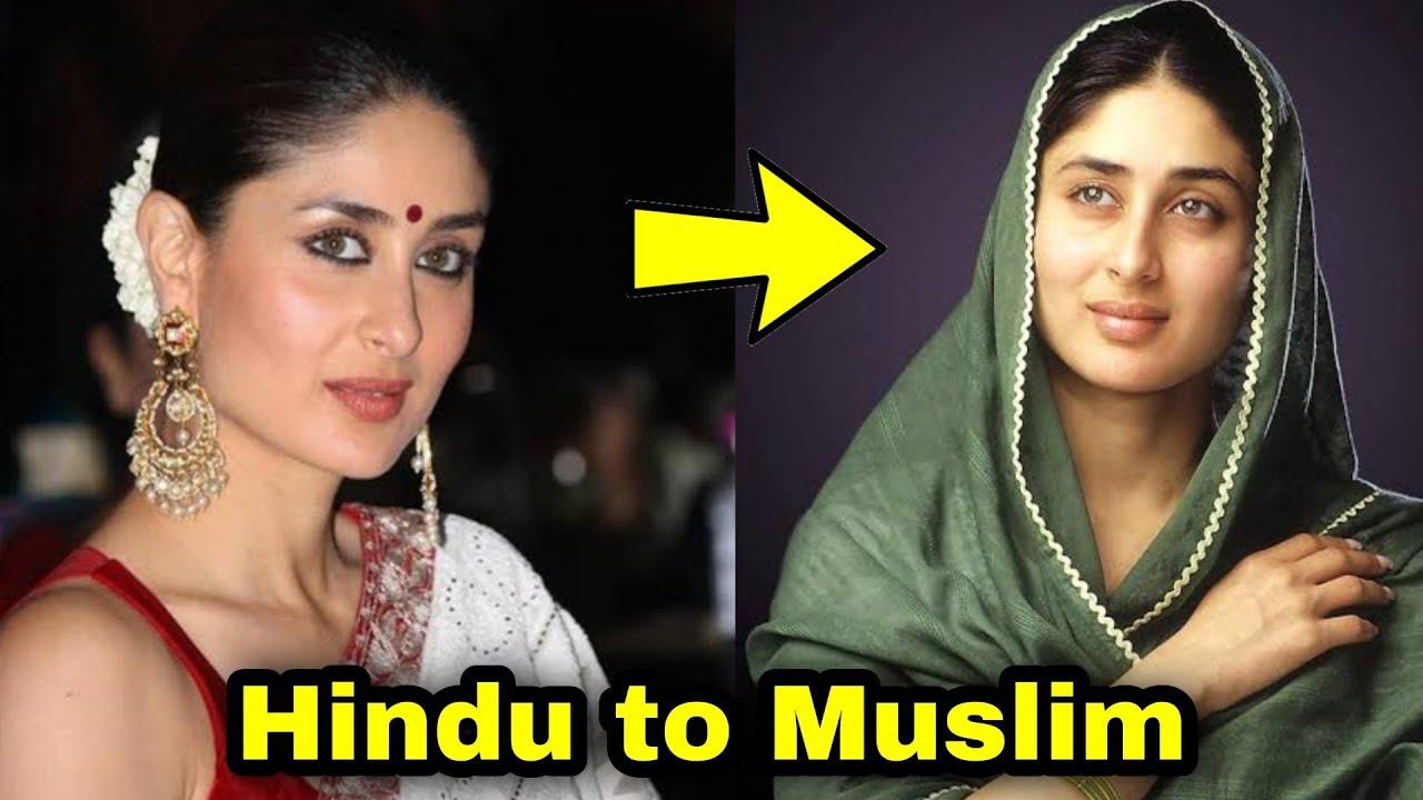 Why Kareena Kapoor Converted From Hindu to Muslim Religion