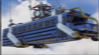Fortnite Battle Bus Speed Increased 1000%