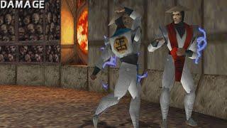 [TAS] Mortal Kombat 4 - Raiden (N64)