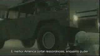 Metal Gear Solid 4 - Trailer 2008 (legendado)