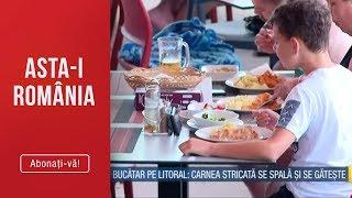 Asta-i Romania(21.07.2019)-Marturii SOCANTE de pe litoral &quotCarnea stricata se spala si ...