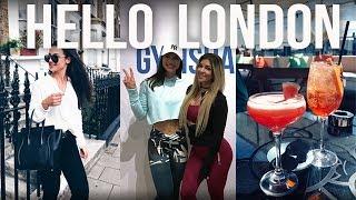 AUREVOIR LA FRANCE, HELLO LONDON !!!!