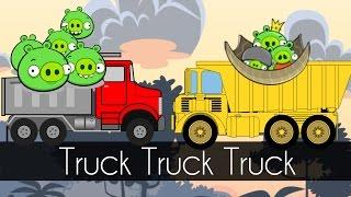 Bad Piggies - TRUCK TRUCK TRUCK (Field of Dreams) - Request