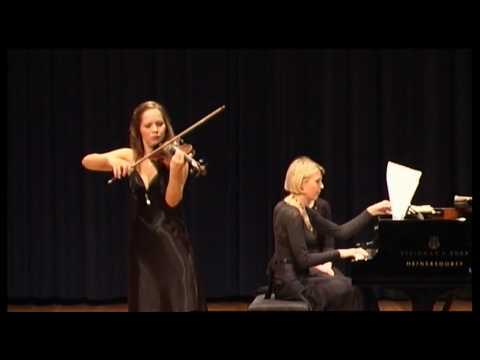 Bartók Romanian Folk Dances - Sophie Moser and Katja Huhn