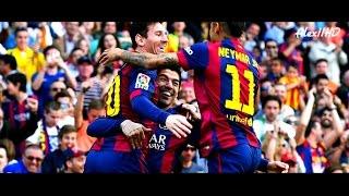 Messi - Suarez - Neymar |Ready For 2015/16| 1080p