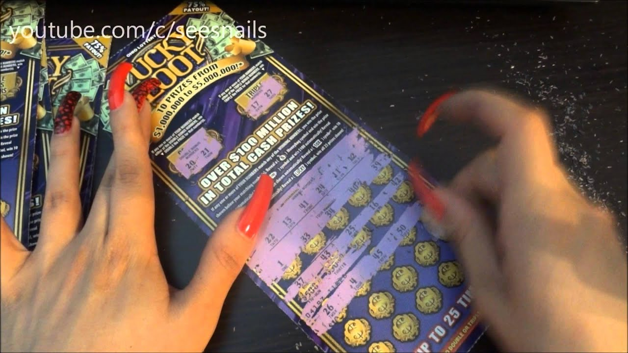 Scratch Off Ohio Lottery Codes