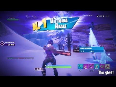 Fortnite |Win in arena|Ps4