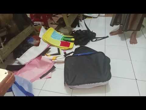 Kupas Tuntas Rahasia Cara Cepat Menjahit Tas Koper Kado Ulang Tahun dan Tas Koper Umrah Part 8 from YouTube · Duration:  4 minutes 2 seconds