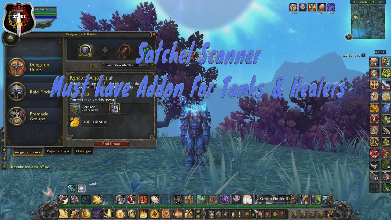 World of warcraft account scanner working with 1.11.2