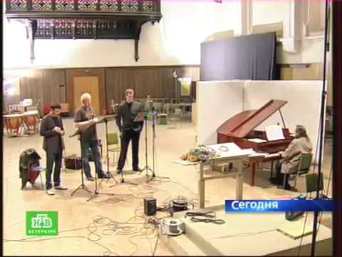 Television Company NTV: Bass-trio, of which St. Petersburg hasnt heard yet (Eng sub.)